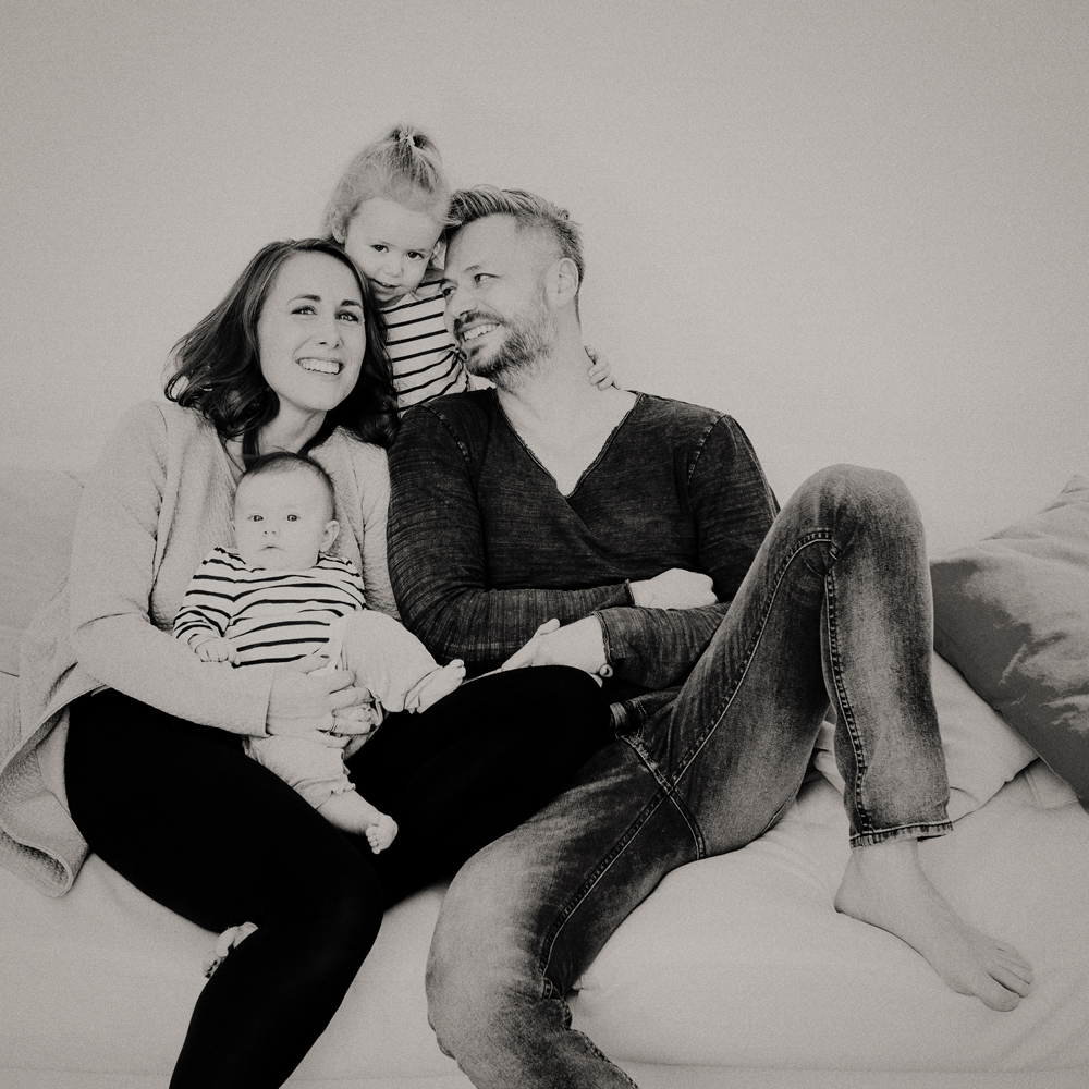 family life fotoshooting